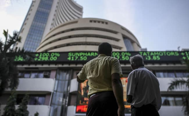 Sensex, Nifty Gain For Third Day In A Row Led By Metal Stocks