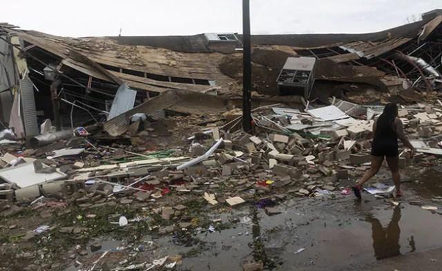 US Counts Cost Of Destructive Hurricane Laura, One Dead