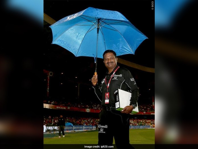 KN Ananthapadmanabhan Promoted To ICCs International Panel Of Umpires