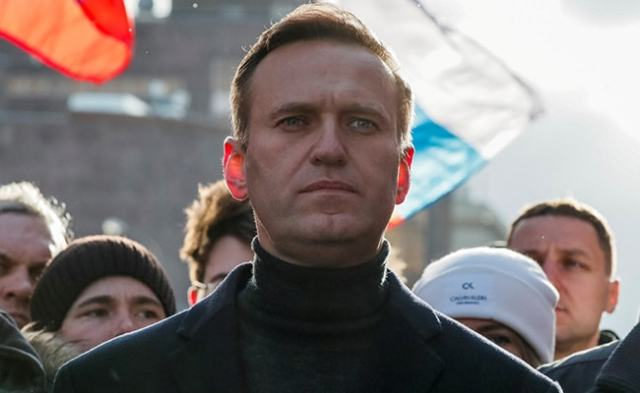 Russian Police Seek To Question Alexei Navalny In Germany