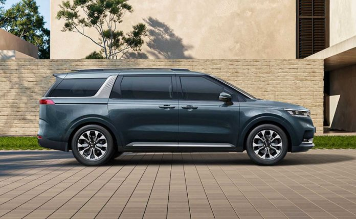 2021 kia carnival more details revealed  tben  the
