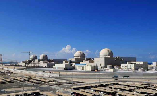 'Historic Milestone': UAE Starts Up First Arab Nuclear Plant