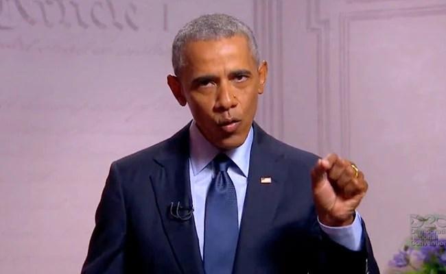 ओबामा ने फिलाडेल्फिया में जो बिडेन के लिए 'ड्राइव-इन' रैली आयोजित की