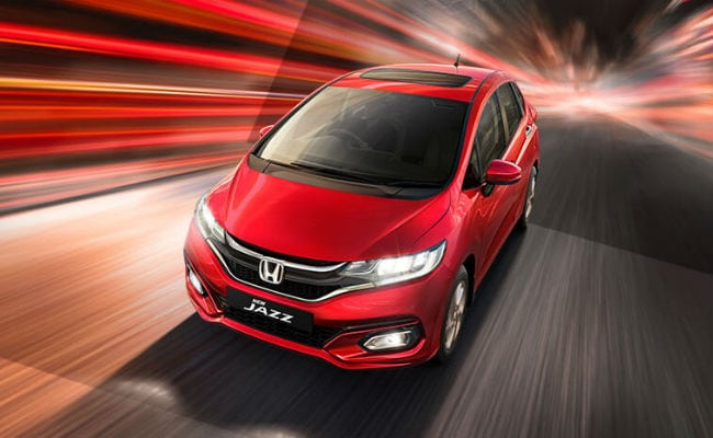 The 2020 Honda Jazz BS6 is a petrol only model and is offered in three variants.