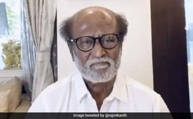 Rajinikanth Pays Tax For Entire Year For Marriage Hall In Chennai