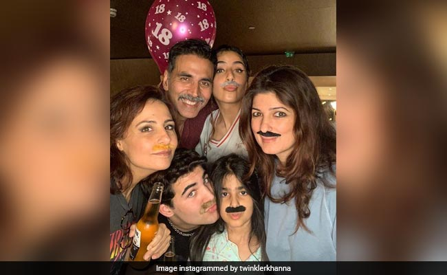 On Son Aarav's 18th Birthday, What 'Mama Bear' Twinkle Khanna Posted