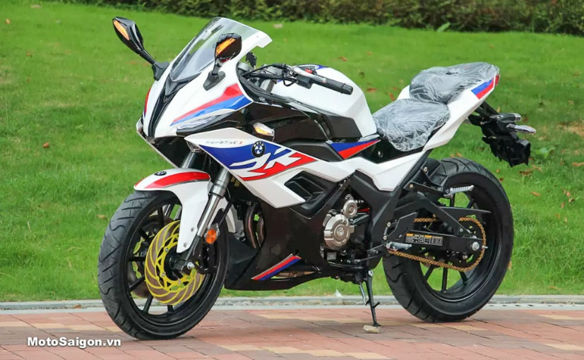 Made-in-China Moto S450RR is a blatant copy of the BMW S 1000 RR