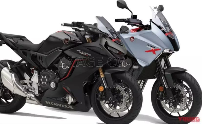 Honda may be working on two new litre-class bikes