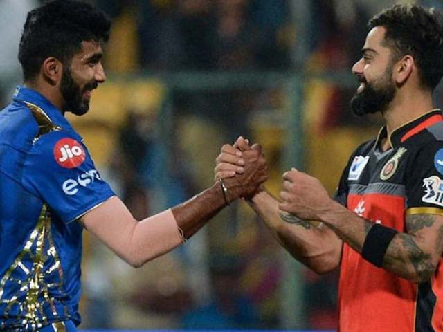 IPL 2020, Royal Challengers Bangalore vs Mumbai Indians Face-Off: Virat Kohli vs Jasprit Bumrah