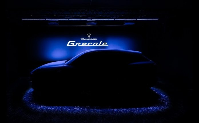 It will be the second SUV from Maserati after the Levante.