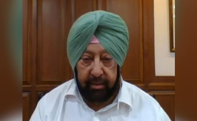 सीएम अमरिंदर सिंह ने किसानों से कहा, अमित शाह की अपील स्वीकार करें