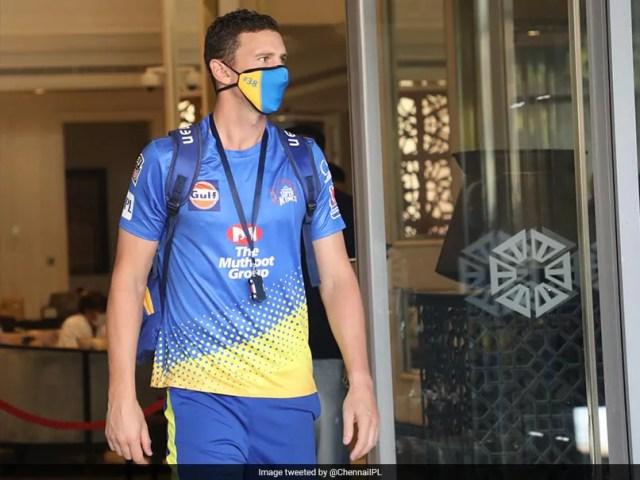Chennai Super Kings Pacer Josh Hazlewood Pulls Out Of IPL 2021