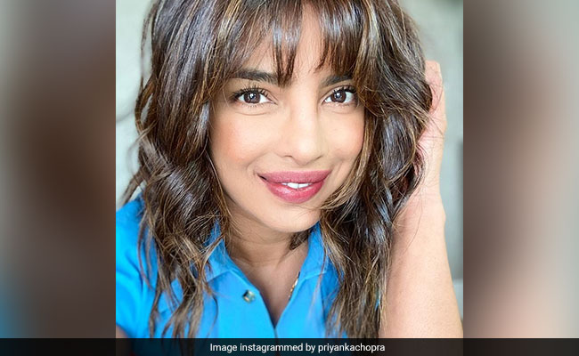Did You 'Hair' About Priyanka Chopra's New Look?  See Her Post