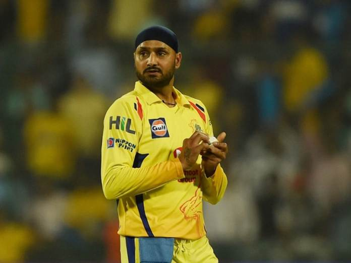Harbhajan Singh tweets after he decided to skip IPL 2020