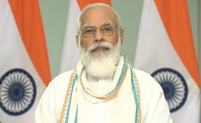 India Providing Free Ration To 80 Crore Poor For Last 7-8 Months: PM