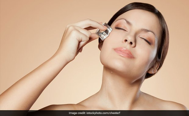 Ice For Face: Dermatologist Explains The Benefits Of Ice Facial; Know How To Do It