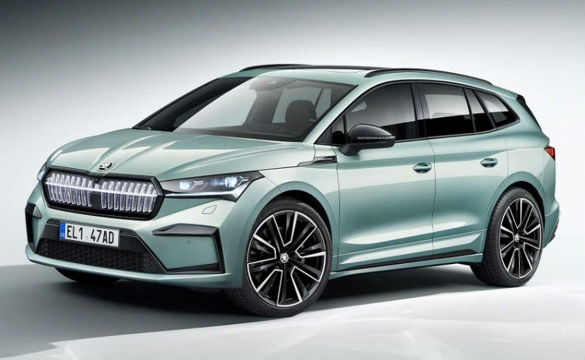 The 2021 Skoda Enyaq iV is offered in 5 power outputs with the battery range between 340-510 km