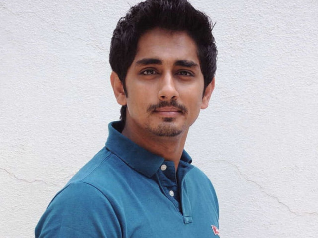 Image result for Actor Siddharth Shares 2009 Video, Says 'Wasn't Attacked For Having Opinion'