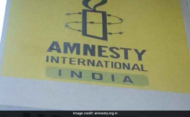 Amnesty International India's Assets Attached In Money Laundering Case