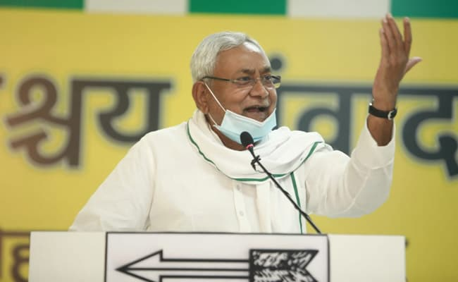 Nitish Kumar's Promise To School, College Girls If Voted Back To Power