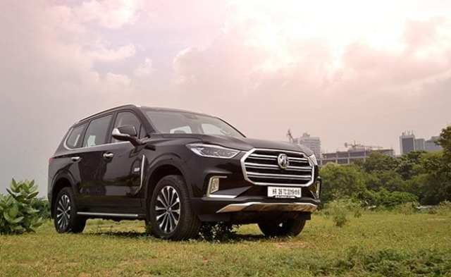 Prices of the MG Gloster SUV have gone up by up to Rs. 80,000, depending on the variant