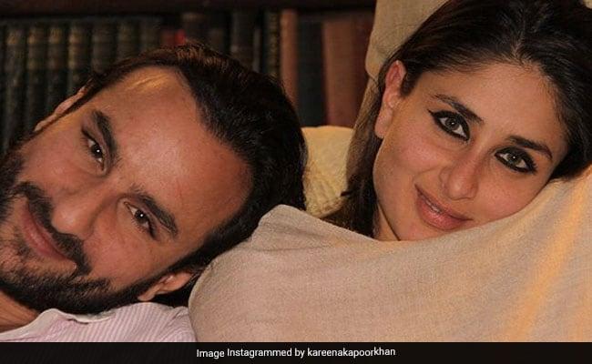 'To Eternity And Beyond': From Kareena Kapoor To Saif Ali Khan On 8th Wedding Anniversary