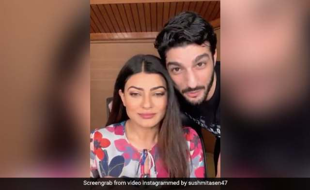 Sushmita Sen And Rohman Shawl Were Asked When They Are Getting Married. They Said...