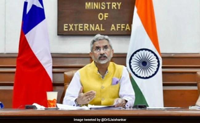LAC पर शांति चरम बाधित, भारत-चीन संबंधों पर पड़ रहा असर: एस जयशंकर