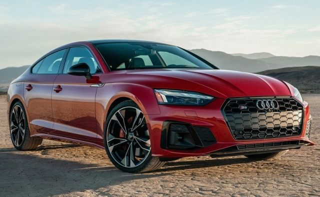 The Audi S5 Sportback will be the sixth new launch from the carmaker this year