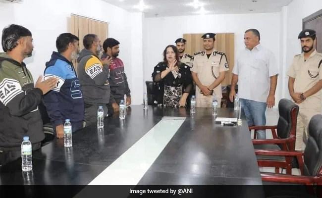 लीबिया में पिछले महीने अपहृत सात भारतीय रिहा : विदेश मंत्रालय