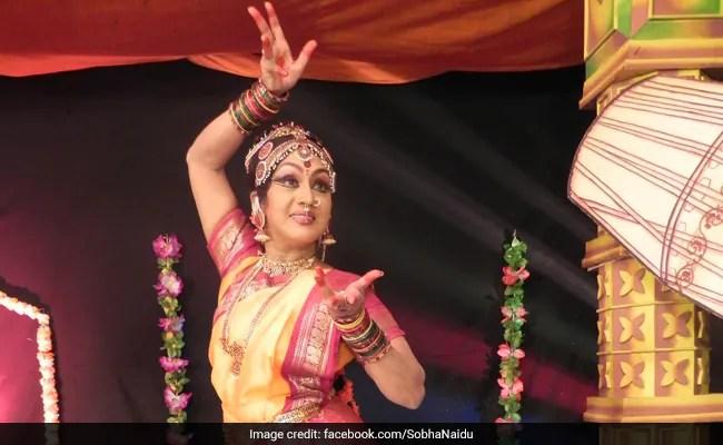 Renowned Kuchipudi Dancer Sobha Naidu Dies In Hyderabad Hospital