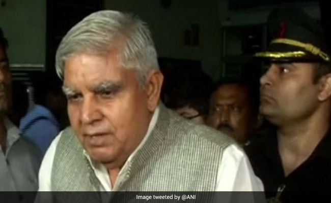 PM Calls Bengal Governor, Expresses Concern Over Post-Poll Violence