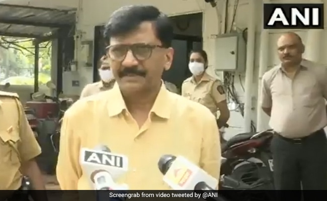 'Top Leader Of Country, Party': Shiv Sena's Sanjay Raut On PM Modi
