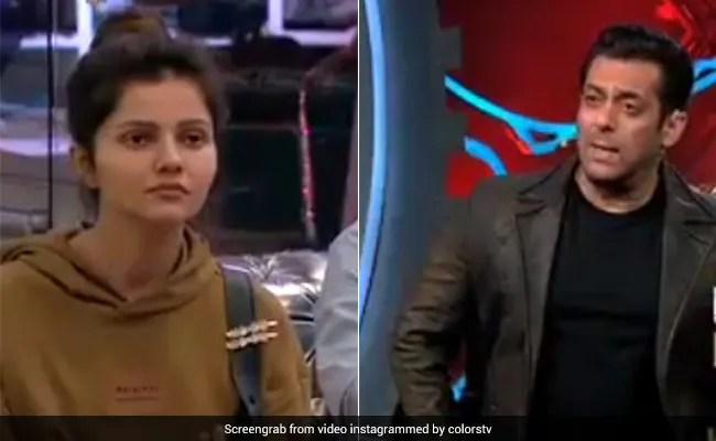 रुबीना दिलाइक पर यूं भड़के सलमान खान, बोले-मैडम बड़ी तमीज से बात कर रहा हूं...देखें Video