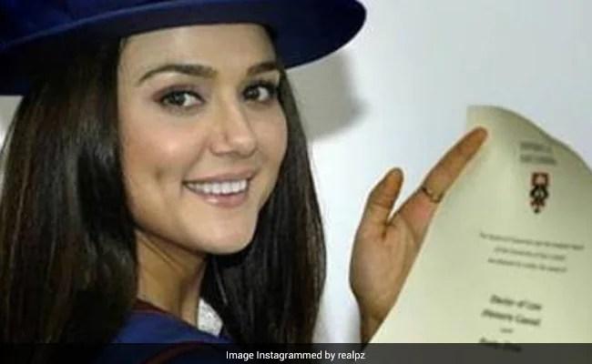 A Trip Down Memory Lane With Preity Zinta