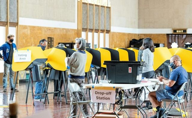 US Judge Asks Postal Service To Ensure All Remaining Ballots Are Delivered