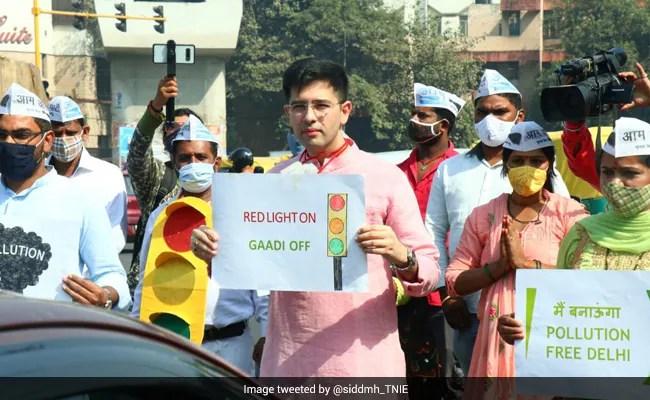Delhi Extends 'Red Light On, Gaadi Off' Campaign Till December 31