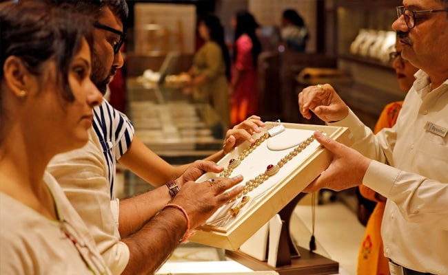 Gold Sold At Premium After 2 Months As Jewellers Bank On Festive Revival