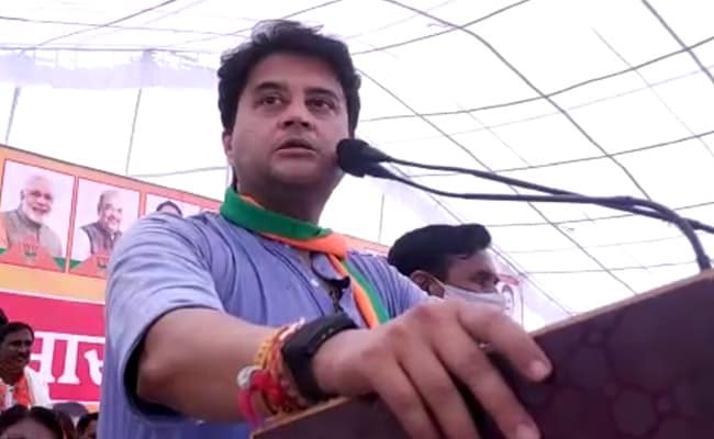 'Favoured Article 370 Repeal Even When I Was In CWC': Jyotiraditya Scindia