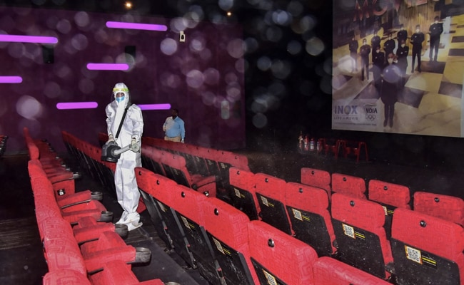 Tamil Nadu Reverses Full Occupancy In Theatres After Centre's Objection