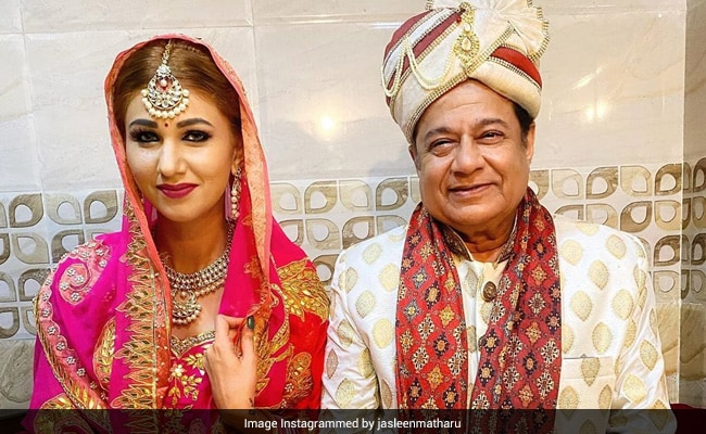 Here's Why Former Bigg Boss Contestants Anup Jalota And Jasleen Matharu Are Trending