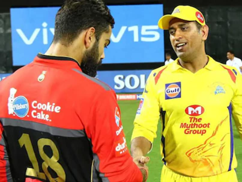 CSK vs RCB: Learn all about when and where to watch IPL 2020 live