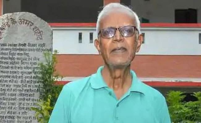 Activist Stan Swamy Conspired With Maoists To Overthrow Government: Court