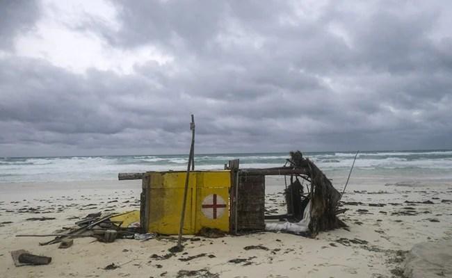 'Category 2' Hurricane Delta Makes Landfall On US Gulf Coast: Meteorologists