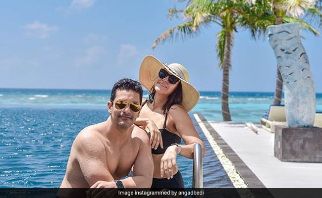 Neha Dhupia And Angad Bedi, In A 'Maldives State Of Mind', Share Stunning Pics From Vacation