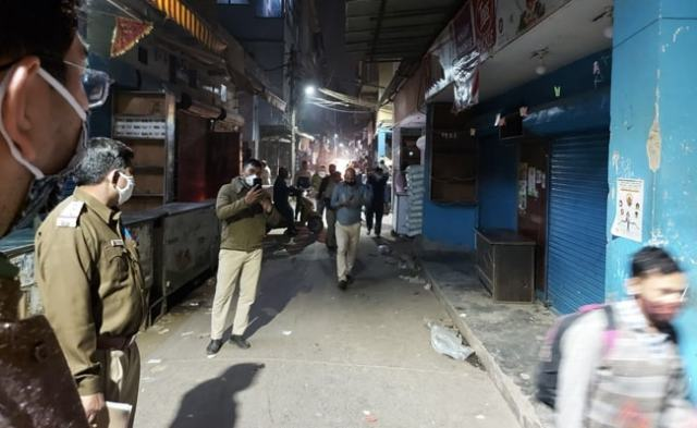 Two Evening Markets In Delhi Shut For Violating COVID-19 Guidelines