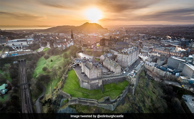 Edinburgh Castle 'Inaccurate' Sign About 1857 Revolt To Be Reviewed
