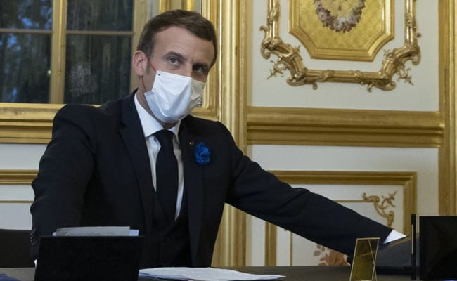 France Should Vaccinate 'Morning, Noon And Evening': Emmanuel Macron