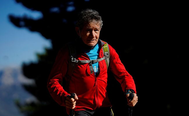 Mountaineer, 81, Trains For Himalayas In Tribute To Covid-19 Victims