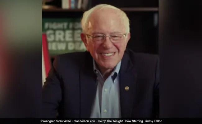 बर्नी सैंडर्स ने ट्रम्प के हर चुनाव को आगे बढ़ाया।  वीडियो अब वायरल है